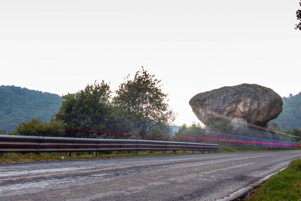 Peña del Diablo – Piedra del Comal