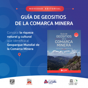 Guía de Geositios de la Comarca Minera